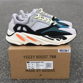 quality design a2fb5 6456b Tenis Zapatillas adidas Yeezy Boost 700 Runner Originales