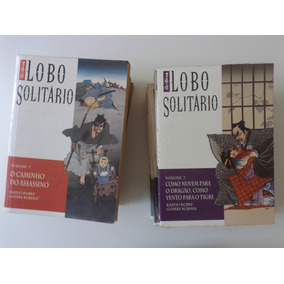 Hq Lobo Solitário (1 Ao 12)