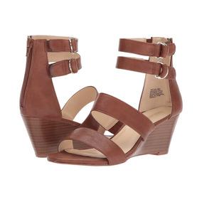 057dd59107e1 Sandalias Verdes Con Café Nine West! Mujer - Zapatos en Mercado ...