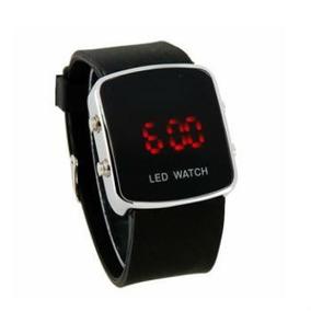 ecca9e096bb Relogio Digital Esporte Pulseira Silicone - Relógios no Mercado ...