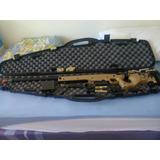 Vendo Airsoft Sniper Ares Aw338 Tan A Gas E Co2