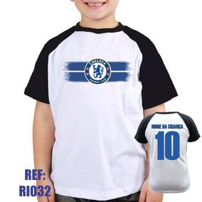 Chelsea Bls Web - Camisetas e Blusas no Mercado Livre Brasil a46ce533a7fc6