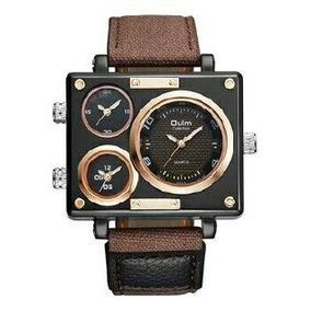 82b6e113a7b Relogio Oulm De Luxo Masculino Outras Marcas - Relógios De Pulso no ...