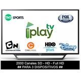 Tv Por Internet 4 Dispositivos