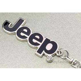 Llavero Logo Insignia Jeep Wrangler Compass Renegade