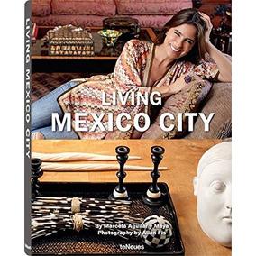 Libro Living Mexico City - Nuevo