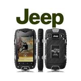 Celular Smartphone Original Jeep Z6 Gris Libre Uso Rudo
