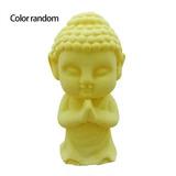 3d Buda Statu Molde Silicone Feito À Mão Buda Ferramentas De