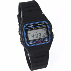 Reloj Casio Retro F91 Moda Retro Vintage- 100% Original Cfmx