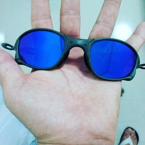 b257d88d1 Reka De Sol - Óculos De Sol Oakley Juliet no Mercado Livre Brasil