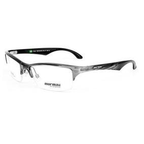 Armação Oculos Grau Mormaii Maral 139994255 Preto Degr Cinza 0ae41bea60