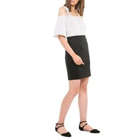 92f7d13735 Falda Tubo Negra A Exelente Precio Formales Otras - Faldas de Mujer ...