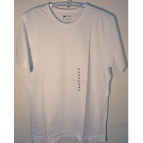Camiseta Masculina Manga Curta 100% Algodão Hering Classicos f7fe0da93ec96