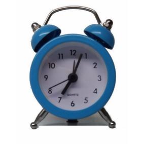 9bf790a41e4 40 Mini Despertador Vintage - Relógios no Mercado Livre Brasil