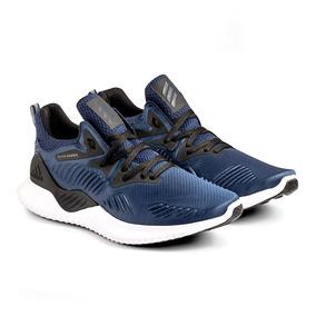73e1f50fc3b Adidas Bounce Minas Gerais - Tênis Masculino Azul marinho no Mercado ...