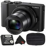 Panasonic Lumix Dmc-lx10 20.1mp Leica Dc Optical Zoom Digita