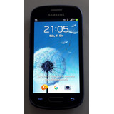 Samsung S3 Mini Libre Impecable!!!