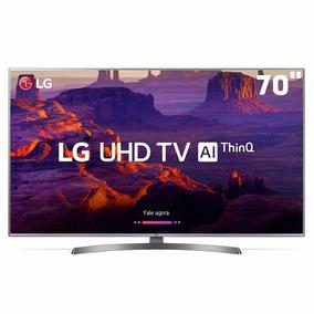 Smart Tv 4k Ultra Hd Lg Led 70 Polegadas 70uk6540psa