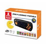 Consola Atari Portatil Con 70 Juegos Incluidos, Salida A Tv