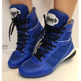 f6c37aabebf Tênis Feminino New Balance - Tênis Para Academia Azul no Mercado ...