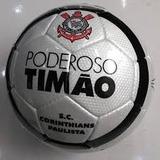 Bola Futebol Corinthians Nike Spirits Oficial Tam 5. R  150. 12x R  12 50  sem juros. Frete grátis. São Paulo. Bola Oficial Poderoso Timão Corinthians 29cf806345ca7