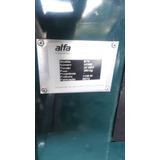 Lavadora Alfa B70