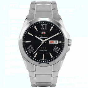 Relógio Orient Automático Calendário Semi-novo+nota Fiscal