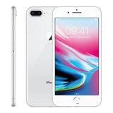 iPhone 8 Plus Apple, Prata, 64 Gb, 5,5
