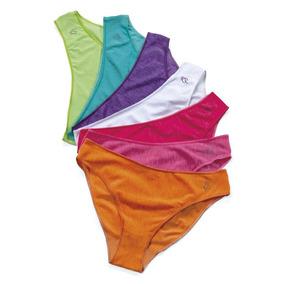 Paquete 7 Bikinis Semanas Pantys Colores 71420