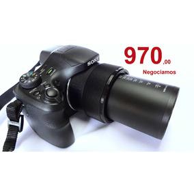 Câmera Sony Dsc Hx300 Impecável - Completa + Garantia