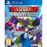 Transformers: Devastation Digital Ps4
