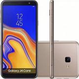 Galaxy J4 Core 16gb 548,99 Àvista Novo Lacrado Nf E Garantia