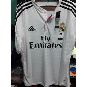 2a103d005a7f8 Camiseta Real Madrid 2014 Final Champions Lisboa Ronaldo - Camisetas ...