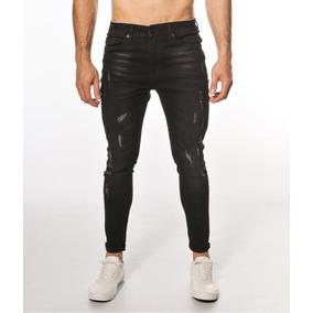 Jeans Hombre Chupin Skinny Lycra   Turk Estocolmo f9f6685d8bd3