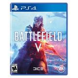 Juego Battlefield V Para Ps4 Btf 5