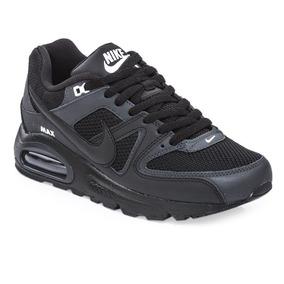 quality design 11492 3e446 Zapatilla Nike Air Max Command Black Exclusivas.
