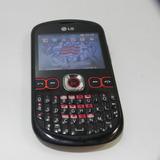Celular Desbloqueado Lg C300 Preto Qwerty 2mp Rádio Fm Mp3