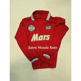 Camiseta Napoli Maradona Roja - Camisetas en Mercado Libre Argentina 79855ca35909d
