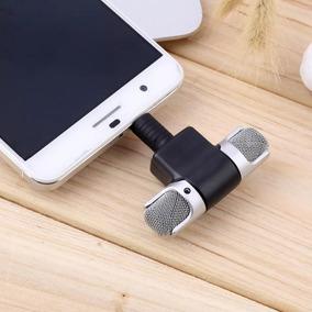 Mini Microfone Para Android E Ios