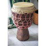 Djembe / Yembe, Tambor Africano ( Hecho En México )