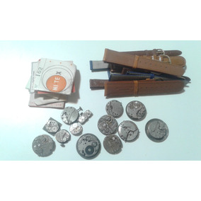 Relojeria Subasta De Repuestos Antiguos Lote D35
