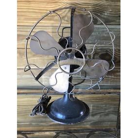 Ventilador Marelli Antigo Década 1930 Original