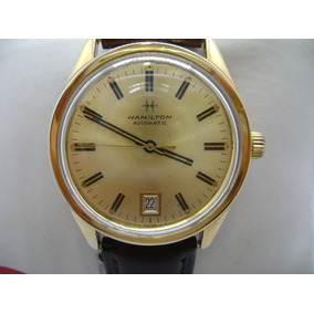 b2a081ee5e7c Reloj De Cuerda Suizo Hamilton - Relojes en Mercado Libre México