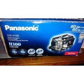Camara De Video Panasonic H100