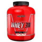 Super Whey 3w 1,8kg - Integral Médica - Val 06/2020 + Coquet
