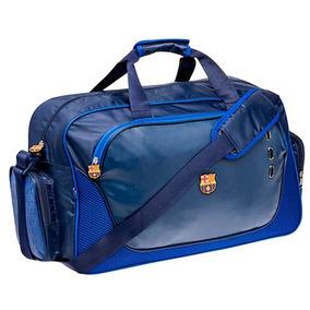 5826594c2ea56 Maleta Deportiva Barcelona Hombre 30x52x23 Azul H91188 Dtt