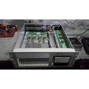 Transmisor Fm 1000 Vatios Con Excitador De 25 Vatios Digital