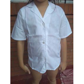 38cbfea50b7d2 Camisas Escolares Blancas Manga Corta - Ropa y Accesorios en Mercado ...