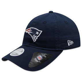 Gorra New Era 9 Forty Women Nfl Patriots Team Glisten Azul 4a2f5ee169a