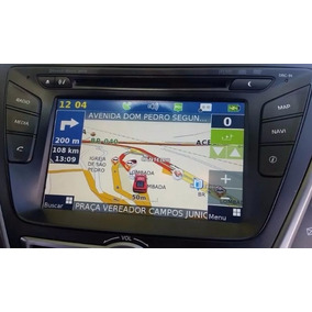 Atualizar Gps Hyundai Elantra (você Mesmo Atualiza)